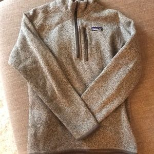 Patagonia better sweater like new